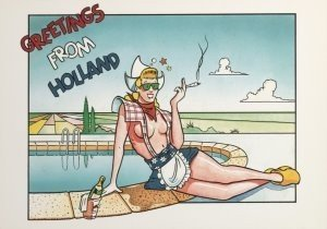 Postcard | Greetings from Holland