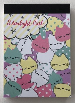 Crux Mini Memo Pad | Starlight Cat