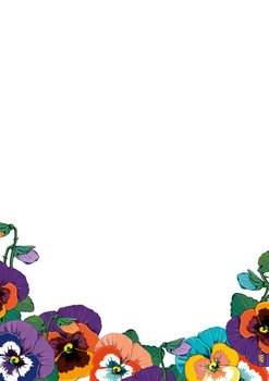 A5 Letter Paper Pad Illi | Viola