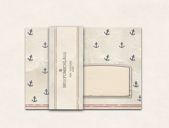 10 x Envelope TikiOno | Anchor