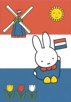 Nijntje Miffy Postcards | Nijntje, Holland