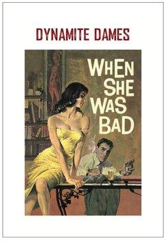 Dynamite Dames Postcard Set