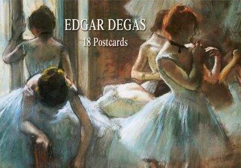 Tushita Postcard Book | Edgar Degas