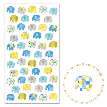 Mindwave Seal Sticker | Copain Copine Elephant