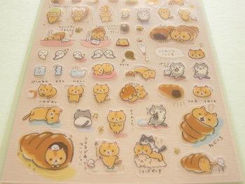 San-X Clear Seal Sticker   Corocoro Coronya