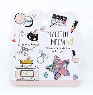 Sticker Flakes Sack Q-Lia | My Little Meow