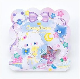 Sticker Flakes Sack | Creamy Dream
