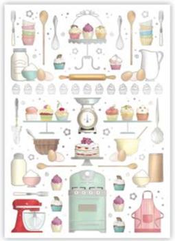 Postcard | Baking