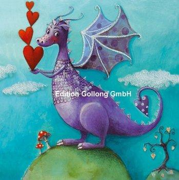 Mila Marquis Postcard | Dragon