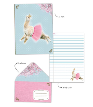 Writing Set Enfant Terrible | Alpaca