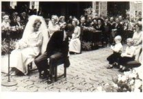 Postcard | Ja ik wil/Huwelijk prinses Beatrix