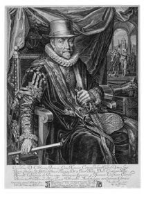Postcard | Jacob W. Delff (1619-1661) - Willem van Oranje