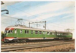 Postcard | Gestr. Elec. tweewagen