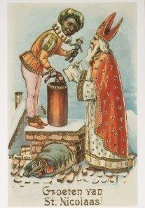 Postcard | Groeten van St. Nicolaas