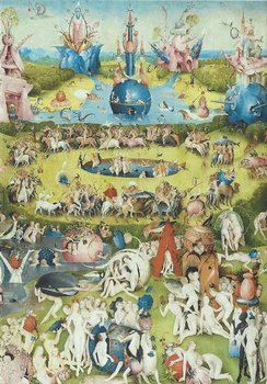 Museum Cards Postcard | Jheronimus Bosch - The Garden of Earthly Delights (Detail)