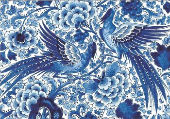 Museum Cards Postcard | Royal Delft