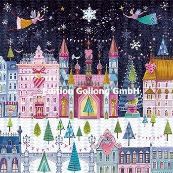 Mila Marquis Postcard Christmas | Christmas City