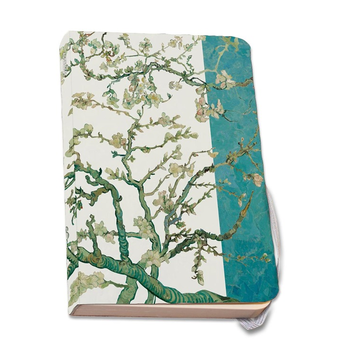 Adresboek Almond Blossom, Vincent van Gogh