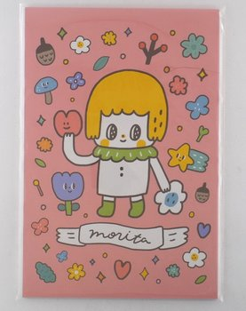 Letter Paper Pad | Morita Chen