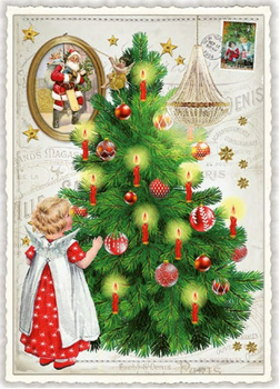 Postcard Edition Tausendschoen Christmas | Christmas Tree