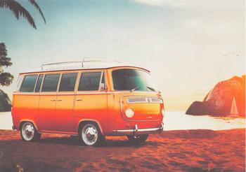 Cartweb Retro Postcard | Bus