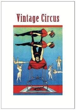 Vintage Circus Postcard Pack