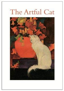 The Artful Cat Postcard Pack