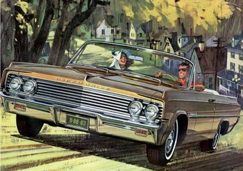 Postcard | Vintage Ad (1950s)