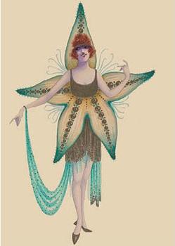 Postcard | Starfish Costume