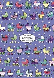 Lali Postcard | Zoekopdracht Zoek de baby!