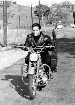 Postcard | Elvis Presley - Roustabout (1964)