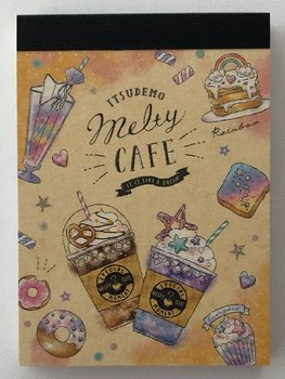 Crux Mini Memo Pad | Melty Cafe