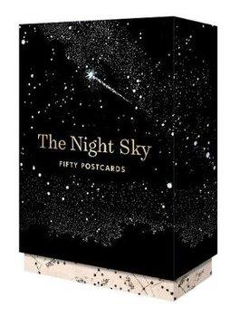 Night sky : 50 postcards