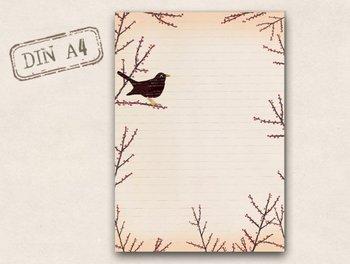 A4 Briefpapierblok TikiOno | Merel