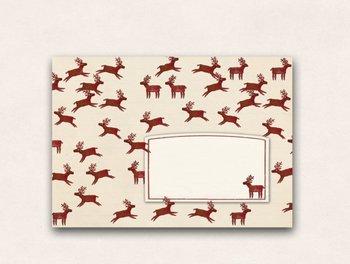 10 x Envelope TikiOno | Reindeer