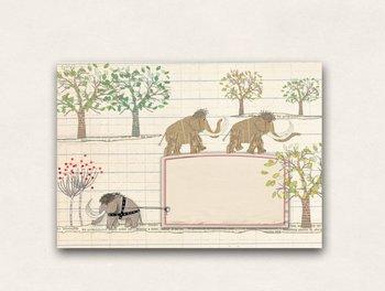 10 x Envelope TikiOno | Mammoths