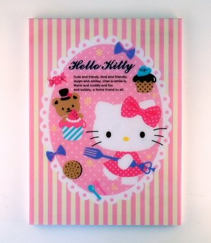Sanrio Hello Kitty Letter Paper Pad