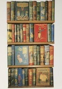 Postcard | Late nineteenth & early twentieth century children's books