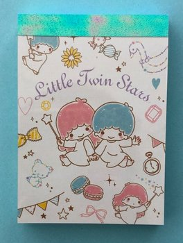 Sanrio Kawaii Mini Memo Pad | Little Twin Stars