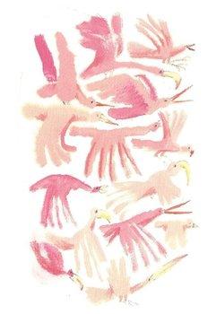Gallery Cards Postcard | Marit Törnqvist - Vogels van verlangen