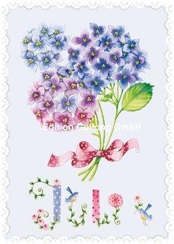 Nina Chen Postcard | Juli