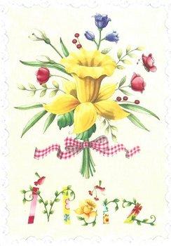 Nina Chen Postkarte | März