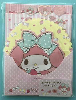 Sanrio Original My Melody | Letter set