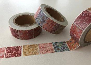 Washi Masking Tape | Artsy Squares