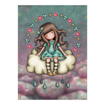 Santoro Gorjuss April's Showers Greeting Card