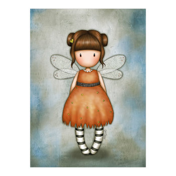 Santoro Gorjuss Little Pumpkin Greeting Card