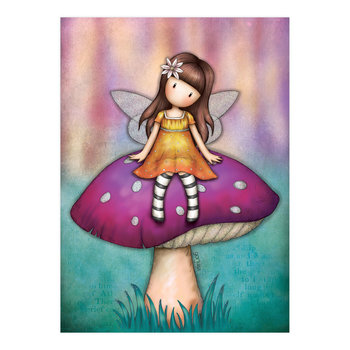 Santoro Gorjuss Marigold Fairy Greeting Card
