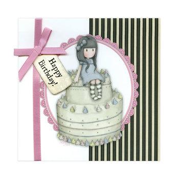 Gorjuss Greetings Card Happy Birthday!