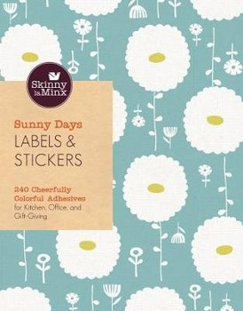 Sunny days labels & stickers