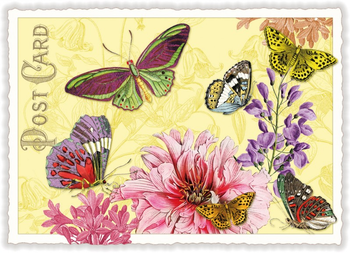 Postcard Edition Tausendschoen | Schmetterlingsfest